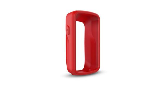 Garmin Edge 820 deksel gummiert rød
